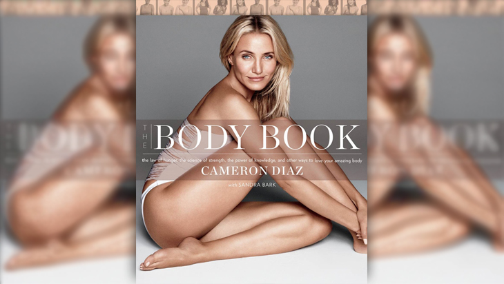 Cameron DIaz The Body Book - Shawn Johnson's The Body Department