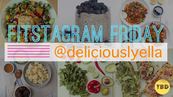 Shawn Johnson's The Body Department - Fitstagram Friday: @deliciouslyella