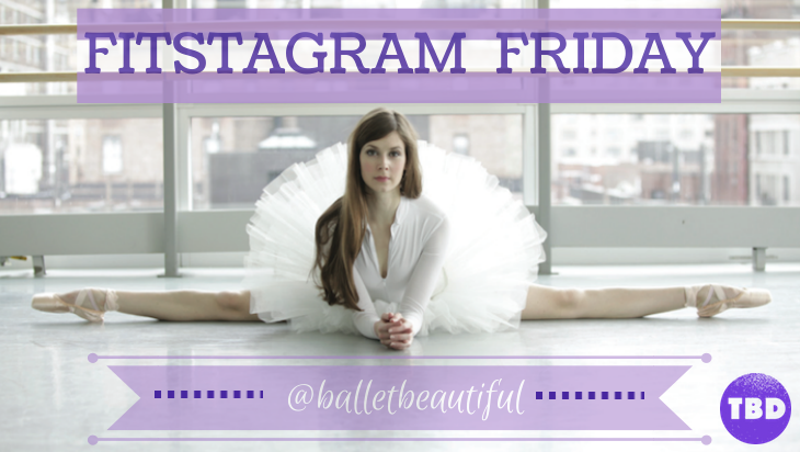 Shawn Johnson's The Body Department - Fitstagram Friday: @balletbeautiful