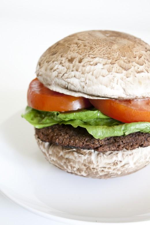 Whole Foods Frozen Black Bean Burger