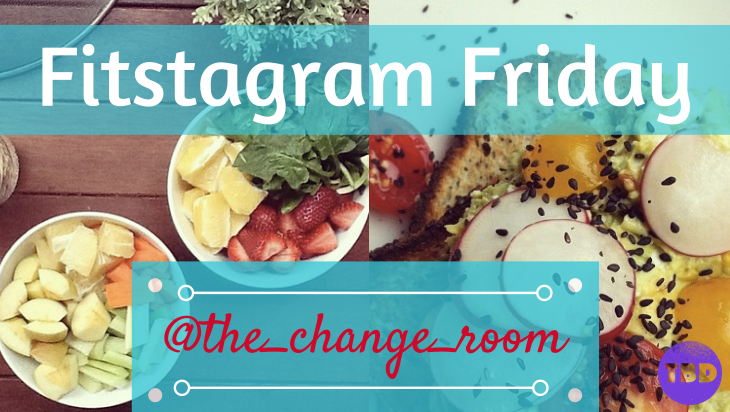 Shawn Johnson's The Body Department - Fitstagram Friday: @the_change_room
