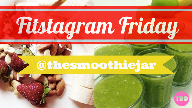 Shawn Johnson's The Body Department - Fitstagram Friday: @thesmoothiejar