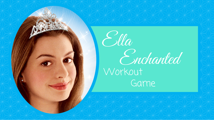 Shawn Johnson's The Body Department - Ella Enchanted Workout Game