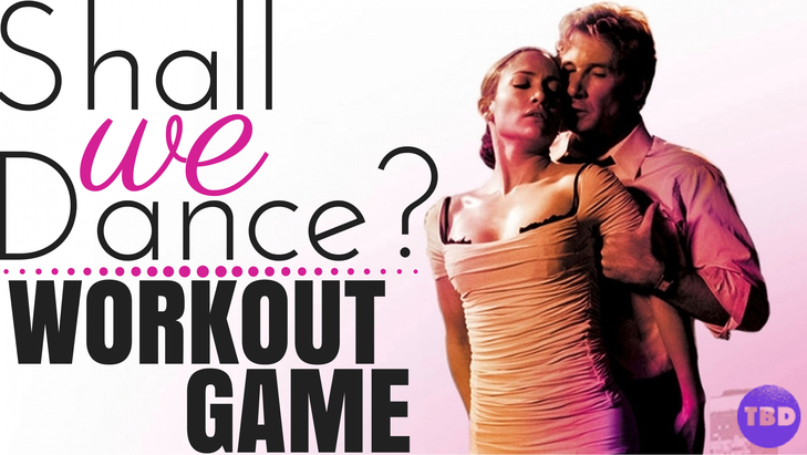 """Shawn Johnson's The Body Department - Move Your Feet To The """"Shall We Dance?"""" Workout Game"""