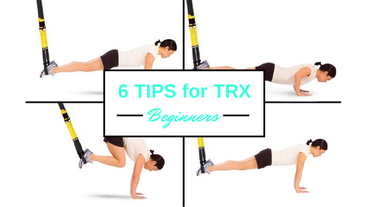 Shawn Johnson's The Body Department - 6 Tips for TRX Beginners