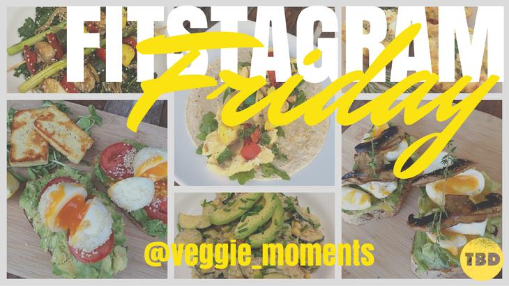 Shawn Johnson's The Body Department - Fitstagram Friday: @veggie_moments