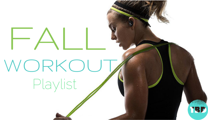 Shawn Johnson's the Body Department - Fall Workout Playlist