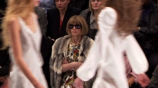 Shawn Johnson's The Body Department - Anna Wintour
