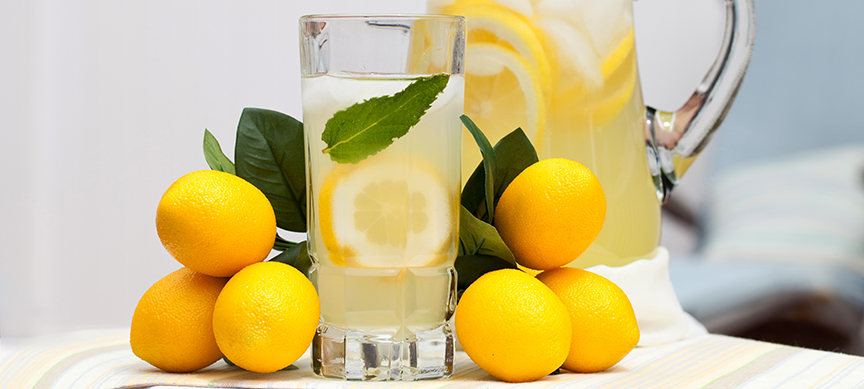Shawn Johnson's the Body Department - Health Benefits of Drinking Lemon Water