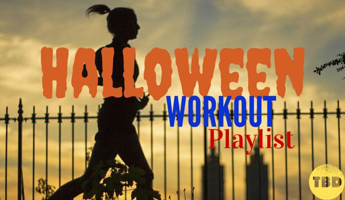 Shawn Johnson's the body department - Halloween Playlist Image