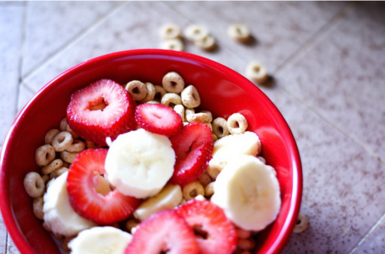 Shawn Johnson's the body department - Cereal is Not Always a Killer
