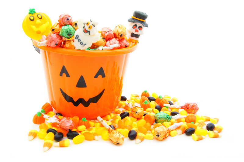 Shawn Johnson's the body department - Halloween Candy Calorie Breakdown