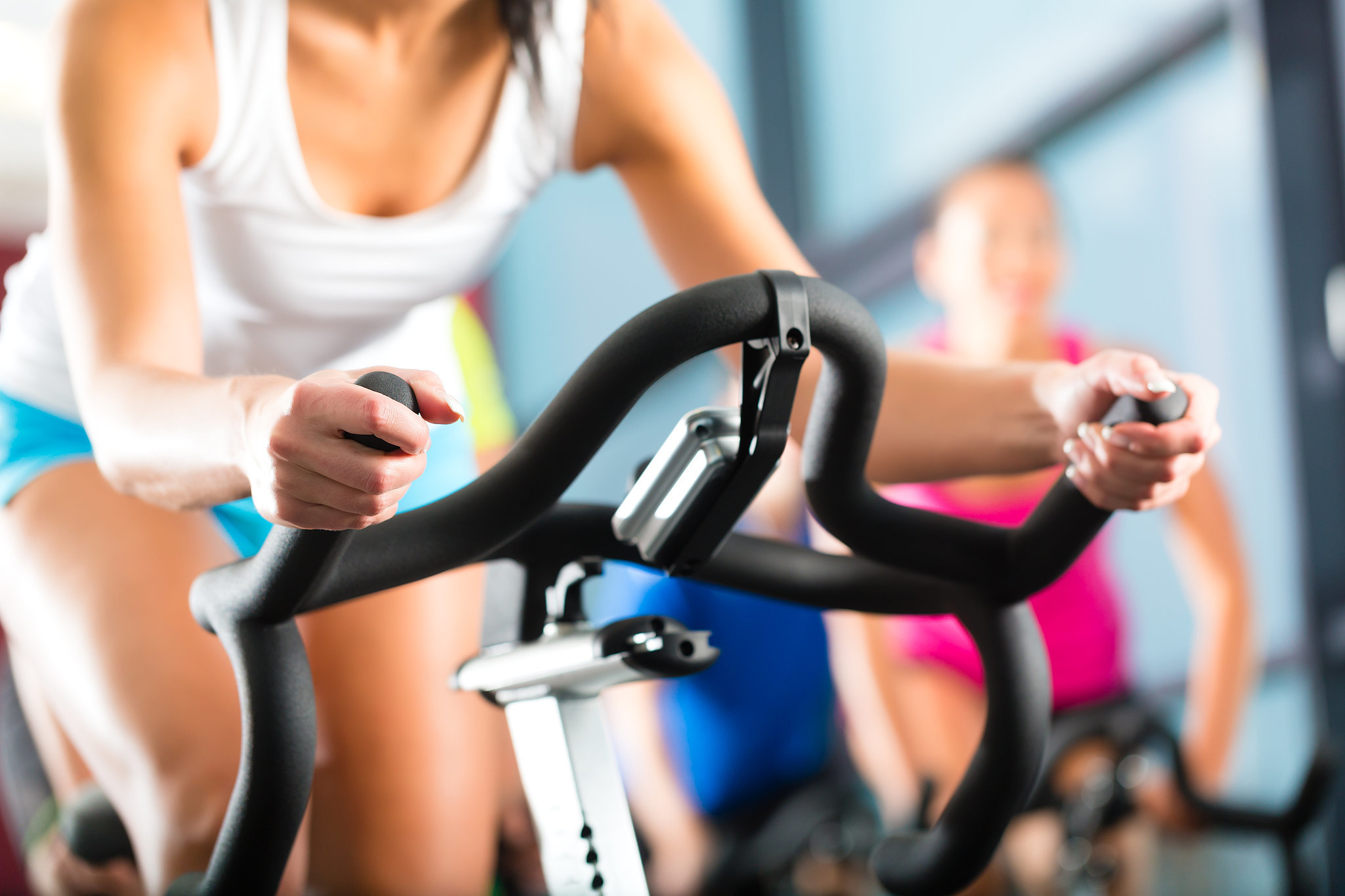 Shawn Johnson's the body department - 5 Tips for Your First Spin Class