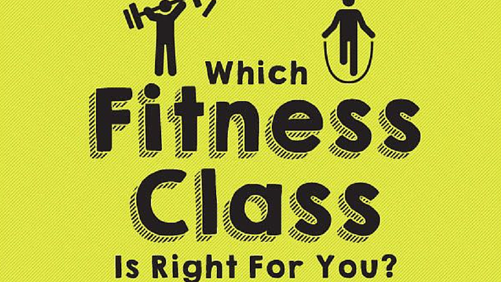 Shawn Johnson's the body department - Which Fitness Class is Right for You?