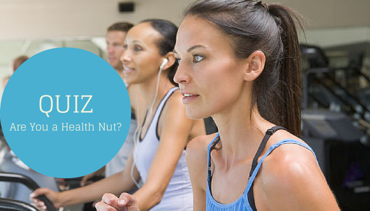 Shawn Johnson's the Body Department - Are you a health nut?