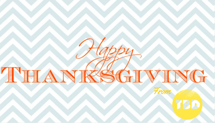 Shawn Johnson's the body department - Happy Thanksgiving