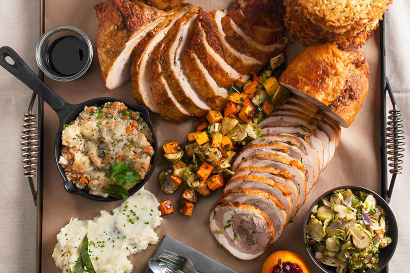 Shawn Johnson's the body department - Healthy Thanksgiving Tips