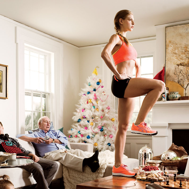 Shawn Johnson's the Body Department - How to Keep Fit this Holiday Season