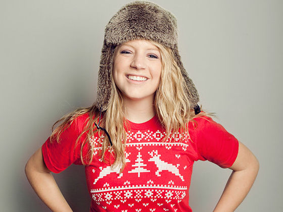Shawn Johnson's the body department - What is Your Holiday Style?