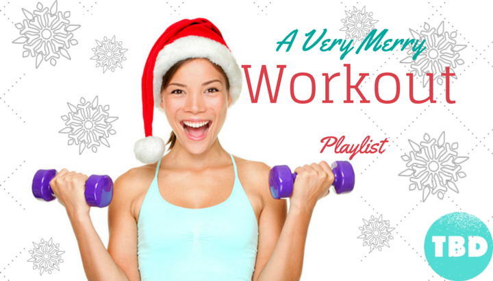 Shawn Johnson's The Body Department - A Very Merry Workout Playlist Image