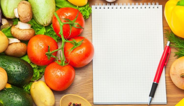 Shawn Johnson's the body department - How to Create a Weekly Meal Plan