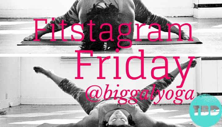 Shawn Johnson's the body department - FitstagramFriday@biggalyoga