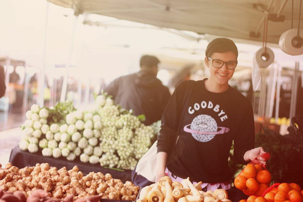 Shawn Johnson's the body department - 5 Farmer's Market Tips To Know Before You Go
