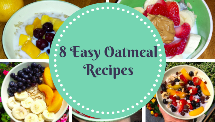 Shawn Johnson's the body department - 8 Easy Oatmeal Recipes