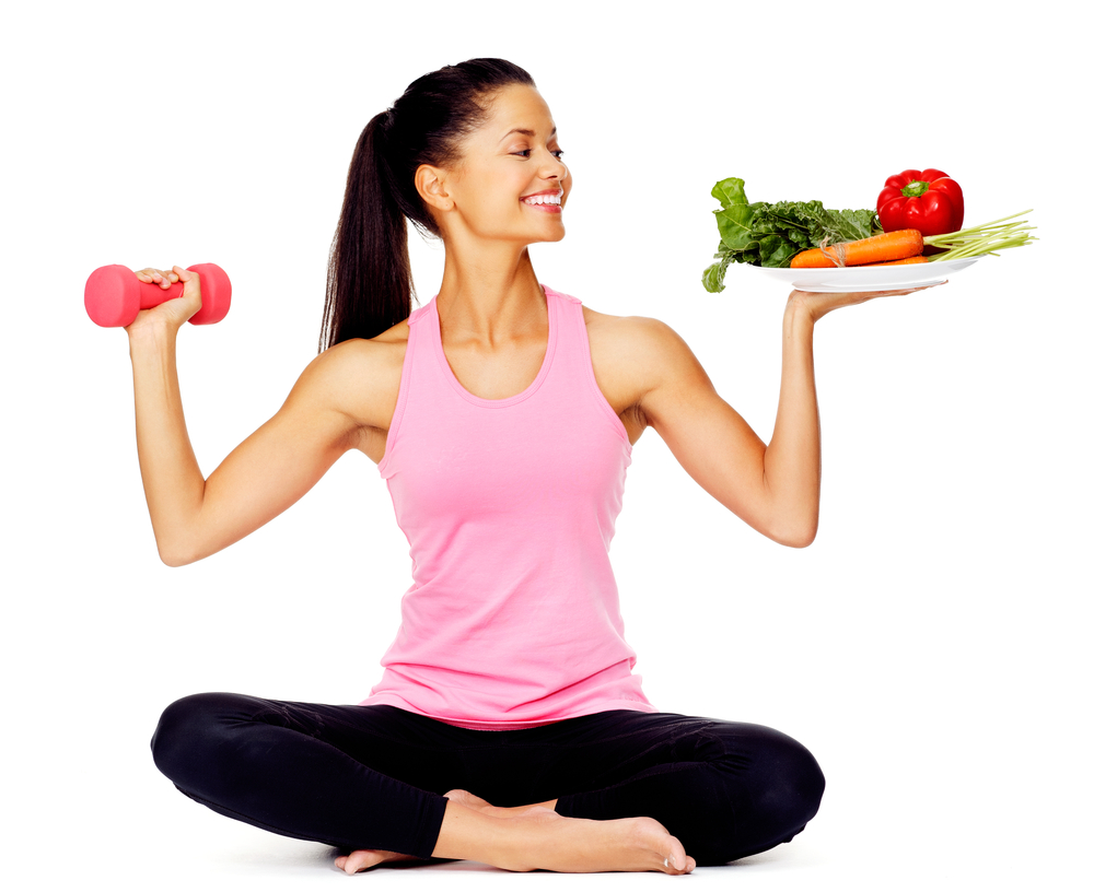 Shawn Johnson's the body department - 10 Simple Ways to Clean Up Your Diet