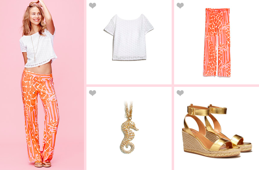 Shawn Johnson's the body department - Lily Pulitzer for Target Sneak Peak