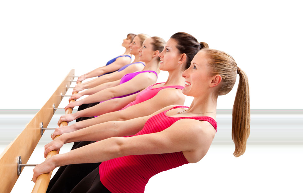 Shawn Johnson's the body department - See You at the Barre