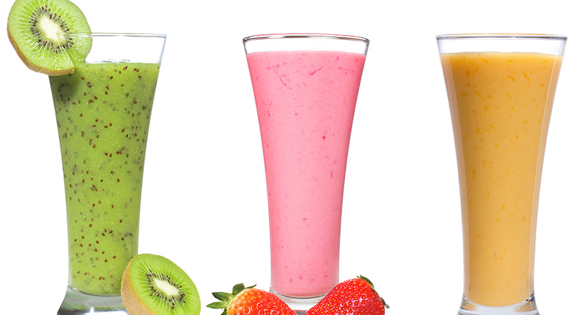 Shawn Johnson's the body department - The Perfect Breakfast Smoothie