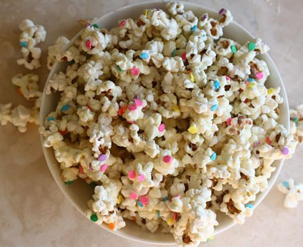 Shawn Johnson's The Body Department - 5 Popcorn Dessert Recipes You Haven't Tried