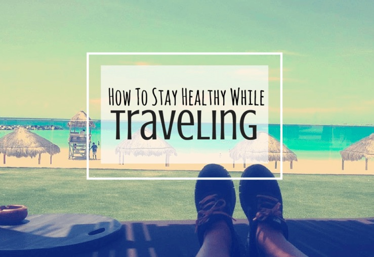Shawn Johnson's the body department - healthy traveling