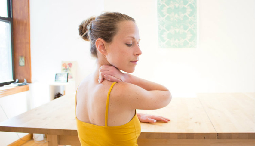 Shawn Johnson's The Body Department - How-To Self Massage For Ultimate Stress Relief