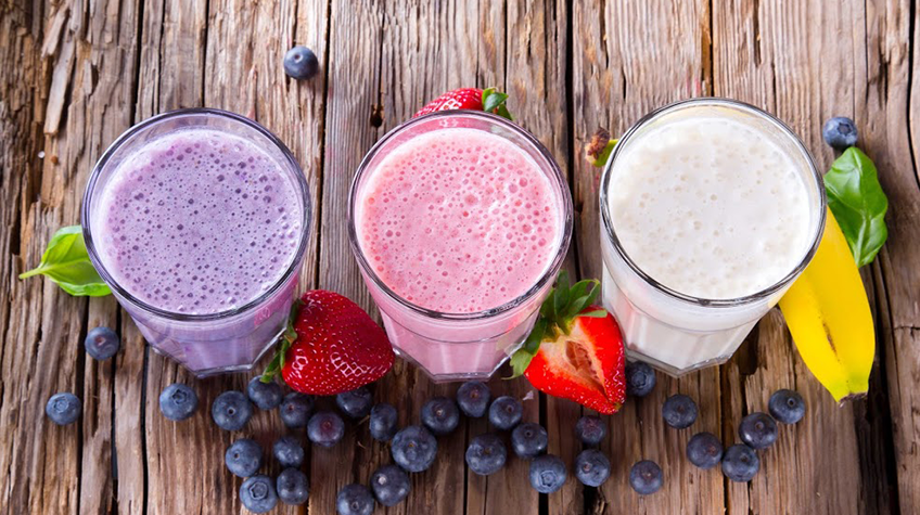 Shawn Johnson's The Body Department- Five Smoothies to Jump Start Your Morning