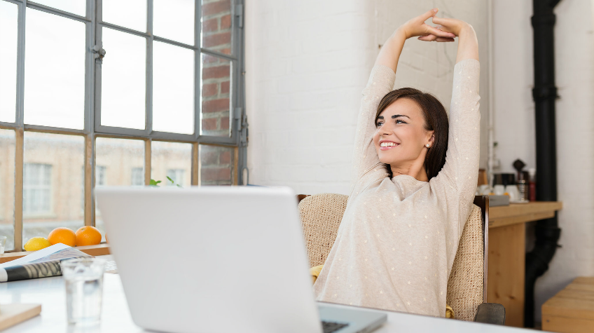 5 Simple Ways to Stay Active During Your Work Day