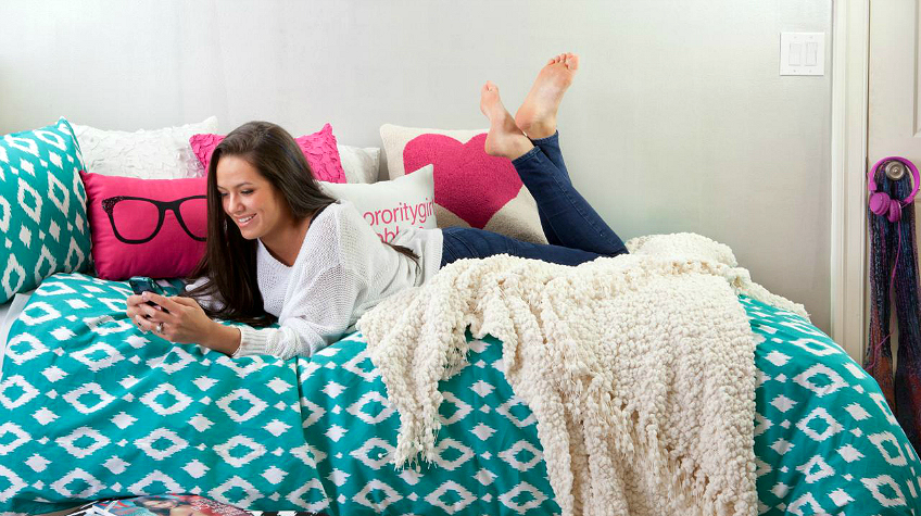 Get The Perfect Dorm Room With This Checklist