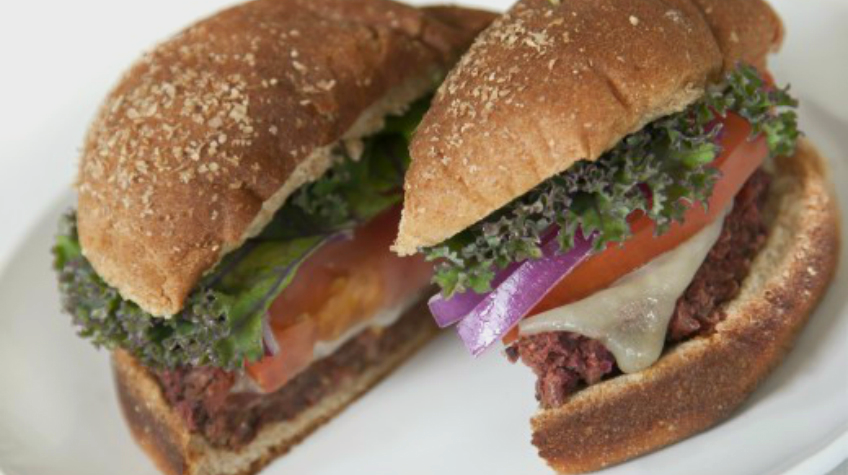 You've Got To Try This Healthy BBQ Burger