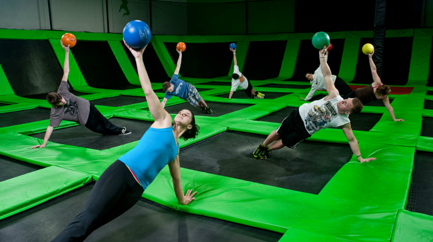 5 New and Fun Ways to Work Out This Month