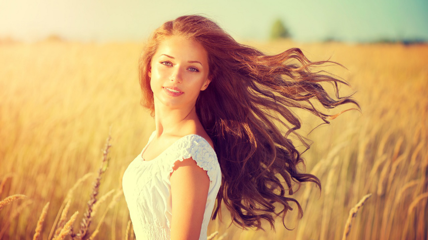 10 Foods To Add To Your Diet For Thick Shiny Hair