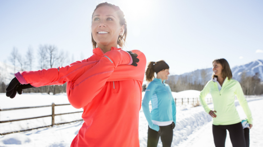 10 Must-Have Tips For Running In Cold Weather