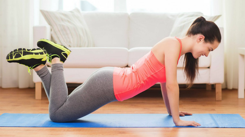 Everyone Has Time For A 5 Minute Toning Workout