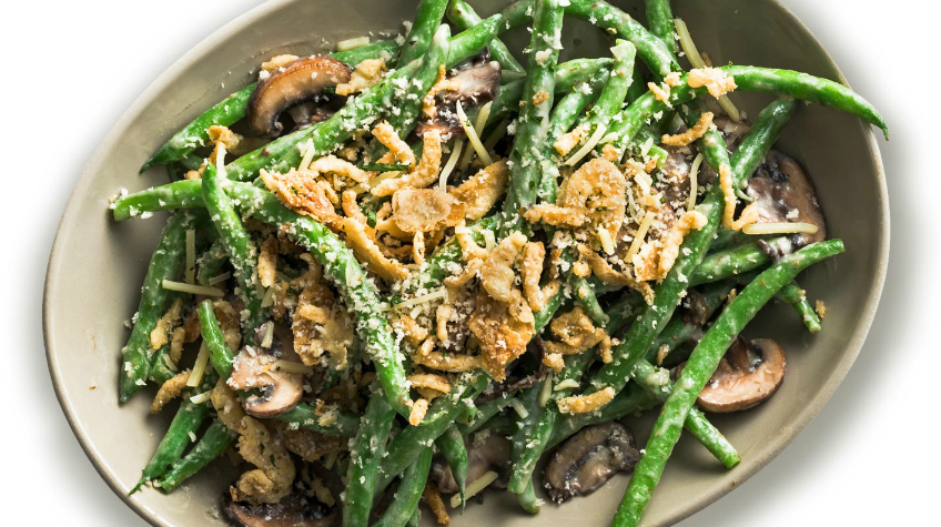 The Green Bean Casserole To Win Over Your Family