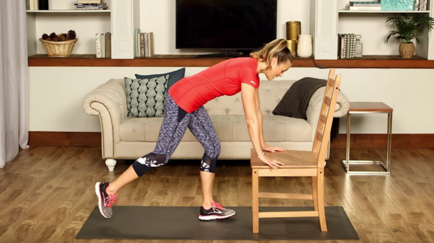 10 Chair Exercises To Try This Week
