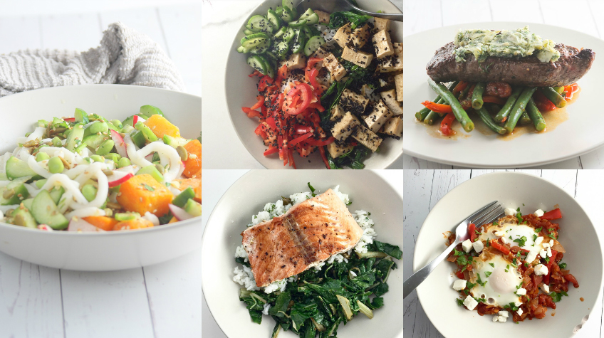5 easy healthy recipes under 30 minutes the body department 5 easy healthy recipes under 30 minutes forumfinder Image collections